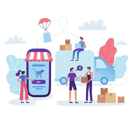 eCommerce mobility solution